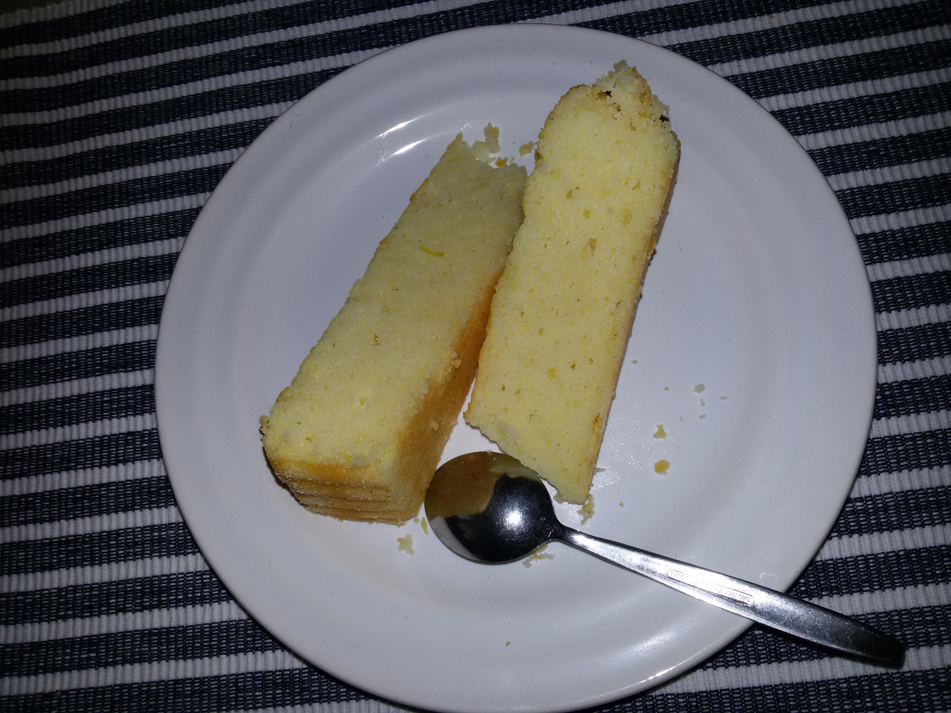Tvarohový koláč  s krupičkou